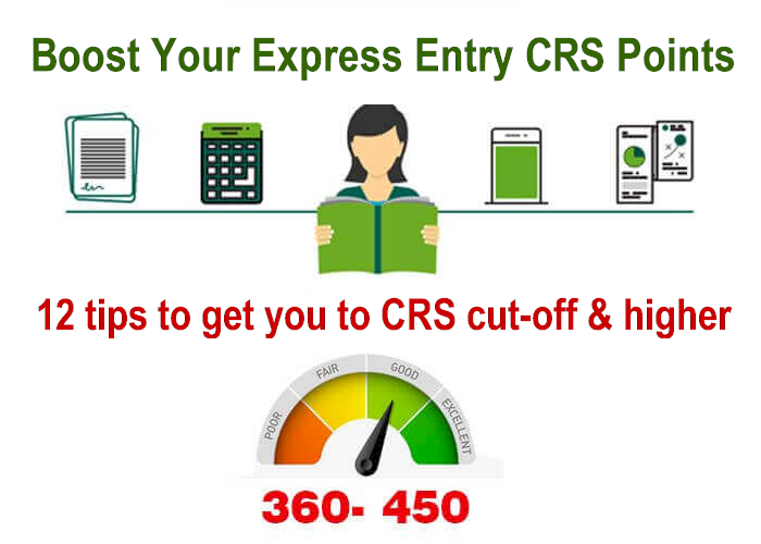 boost your CRS points