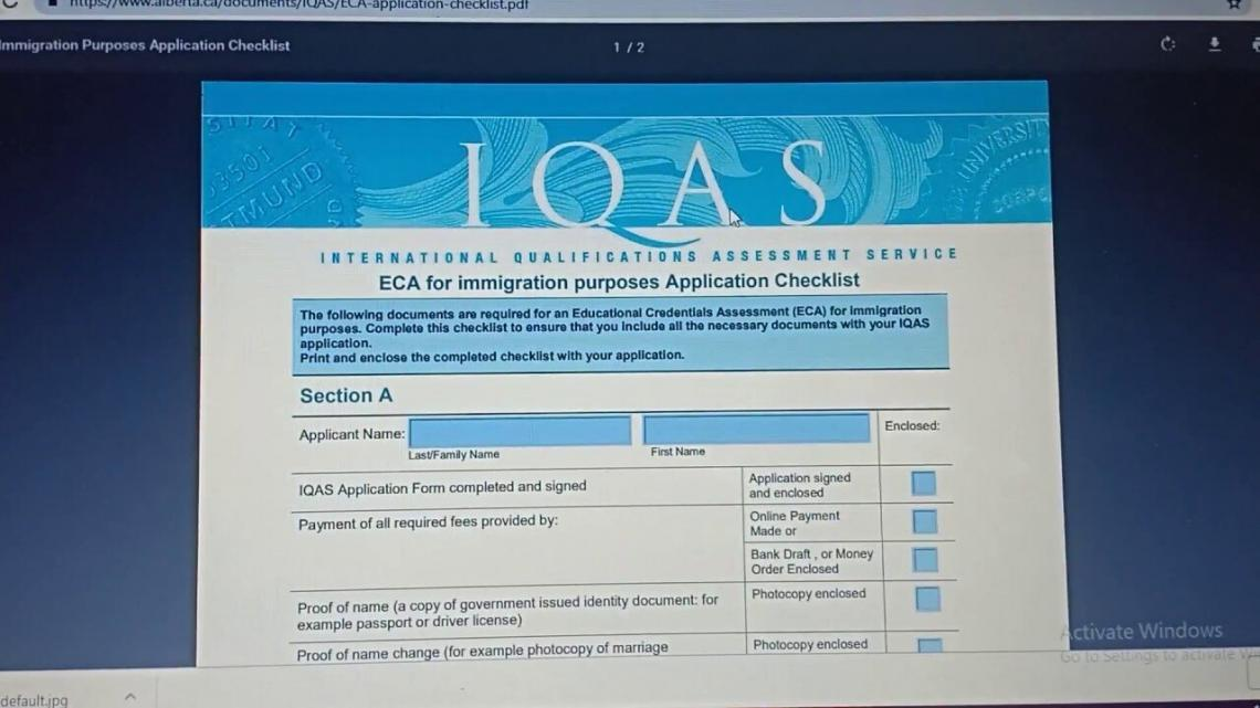 IQAS @AfriCanada.com