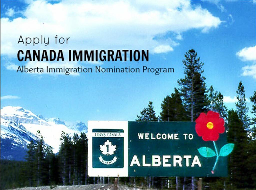 alberta provincial nominee programs