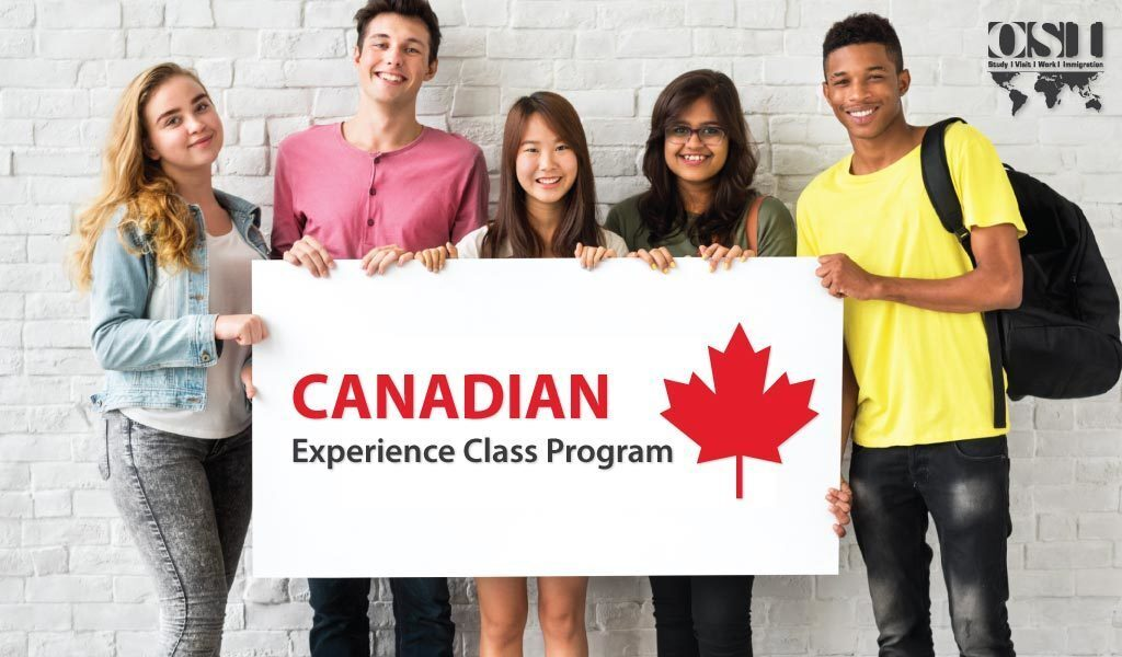 canadian experience class program