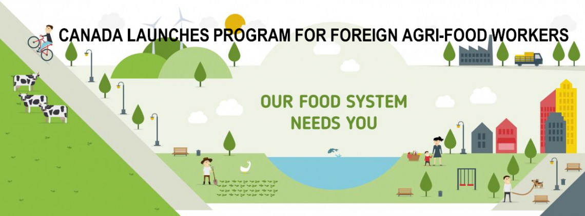 Canada Agri-Food Immigration Pilot