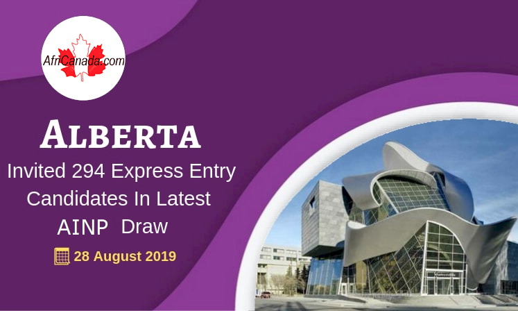 ainp express entry latest draw
