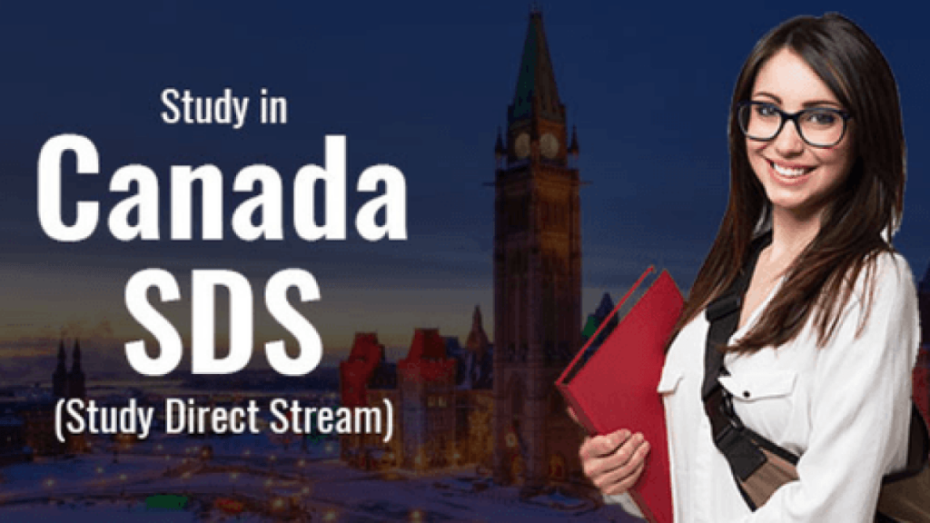 canada student direct system