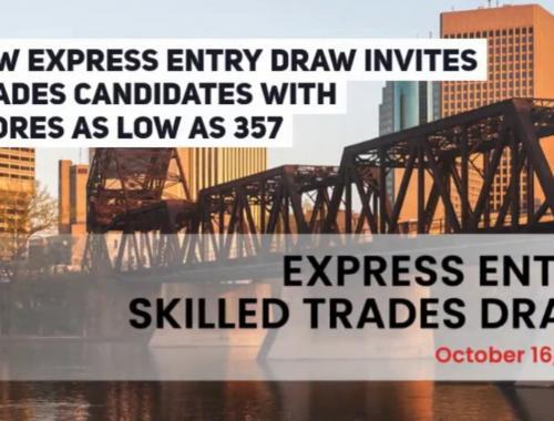 skilled trades draw