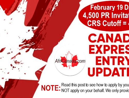 express entry february 19