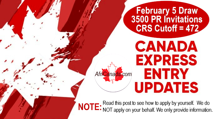 express entry february 5