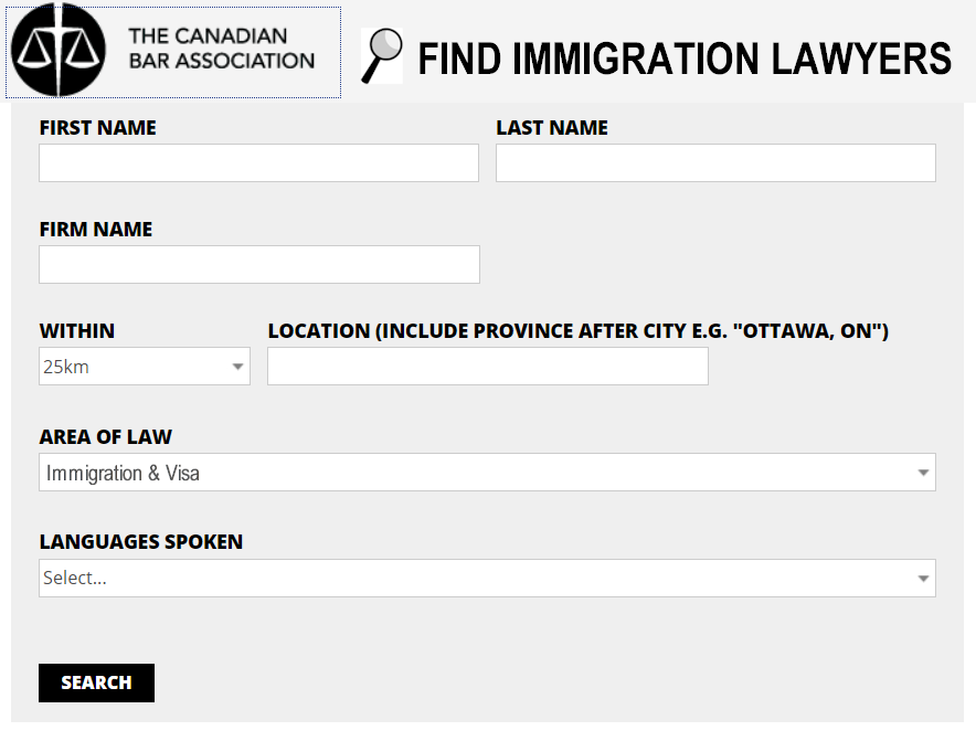 find canada immigration lawwyers