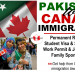 immigrate from pakistan to canada