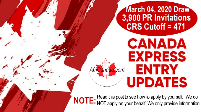 express entry march 04