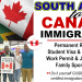 immigrate from South Africa to canada