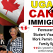 how to immigrate from uganda to canada