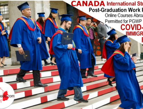 Canada Post-Graduation Work Permit