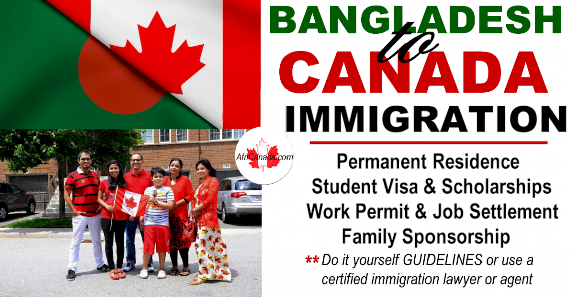immigrate to canada from bangladesh