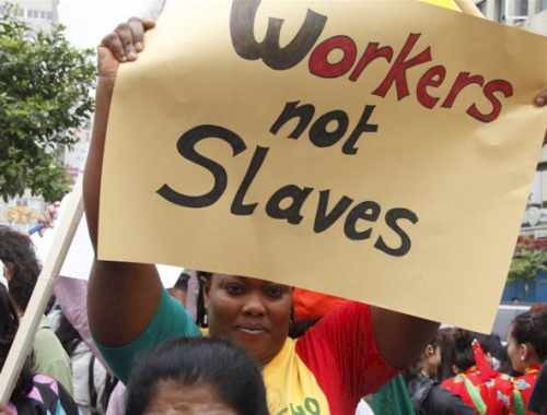 migrant worker abuse