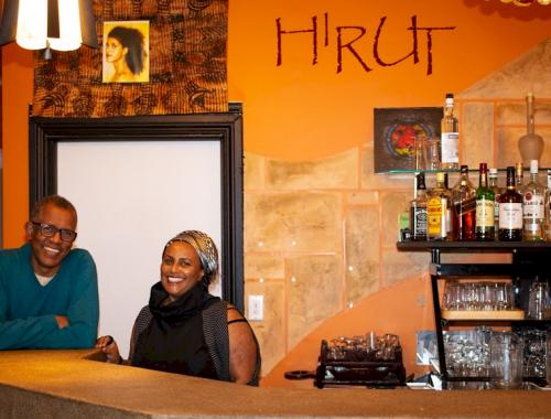 Hirut Café