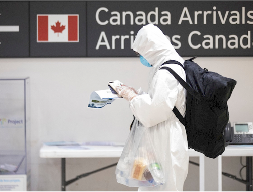international students entering ontario