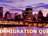 Immigration-Quebec:  Programme spécial des demandeurs d'asile en période de COVID-19