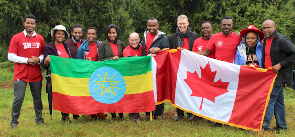 immigrate to canada from ethiopia