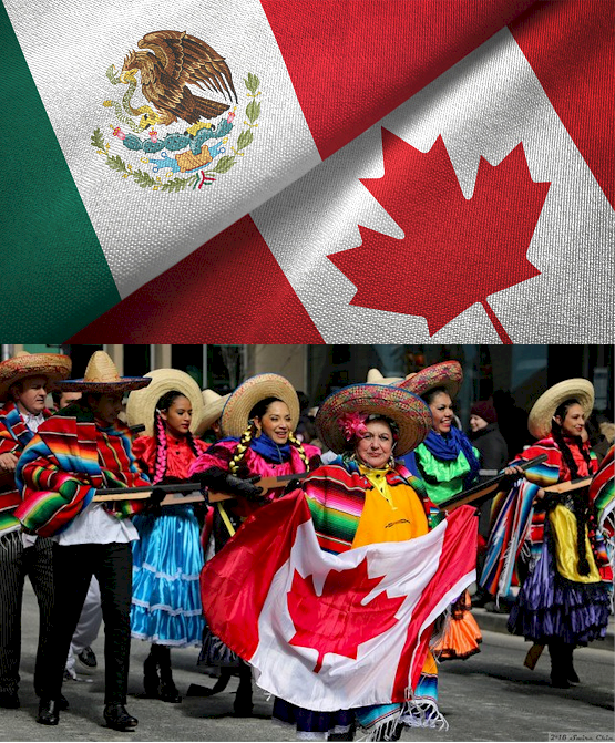 immigrate to canada from mexico