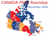 Canada Immigration – PNPs Monthly Roundup – November 2020