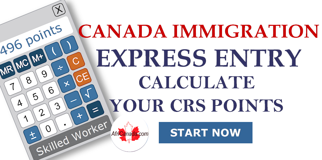 CRS points Calculator