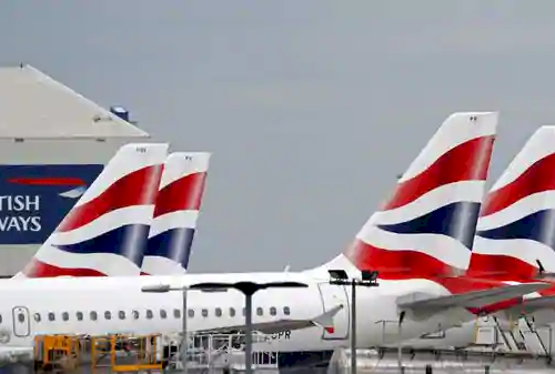 Canada suspends UK flights