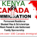 immigrate to canada from kenya