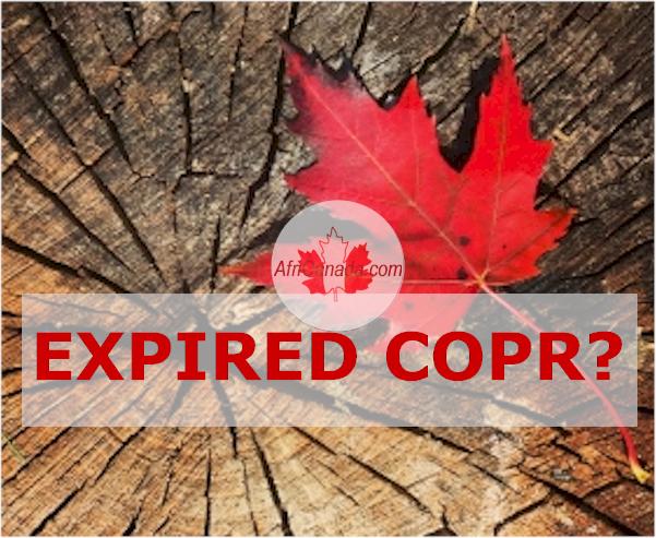 expiring copr