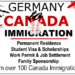 Immigrate to Canada from Germany @AfriCanada.com