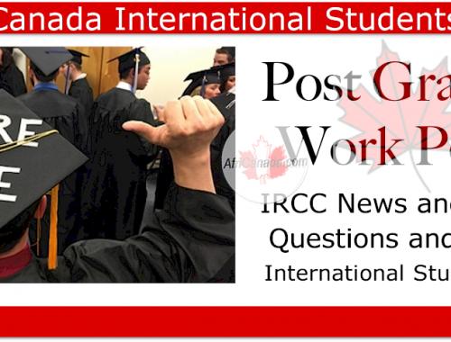 Canada PGWP holders
