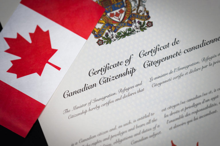 Canada's Oath of Citizenship