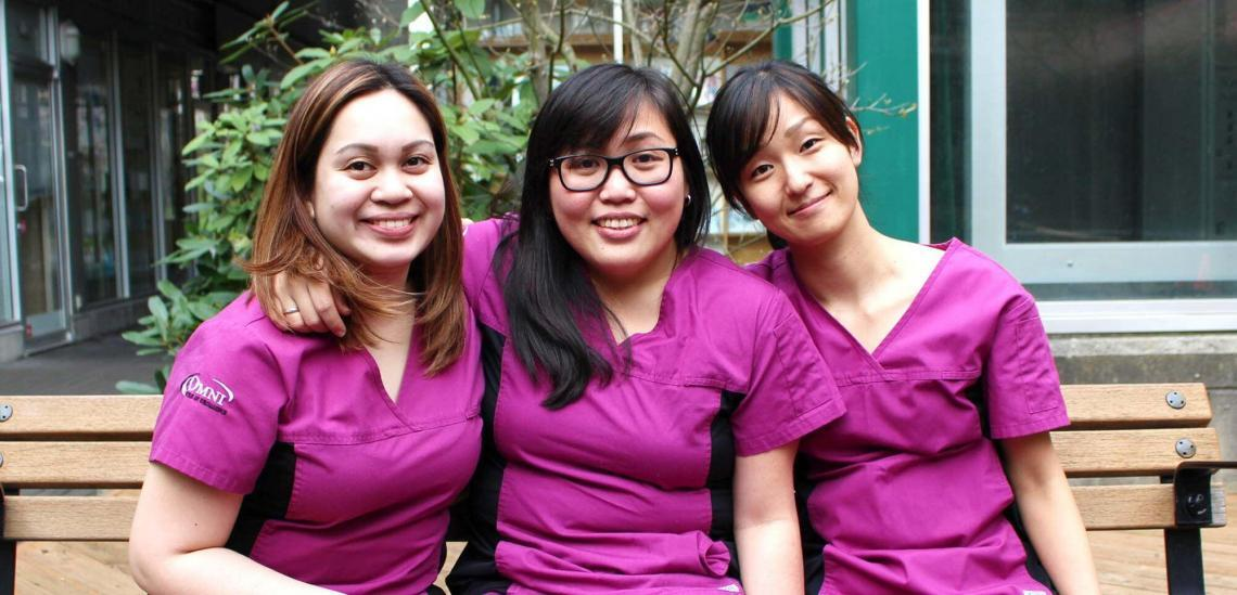 work as nurses in Canada