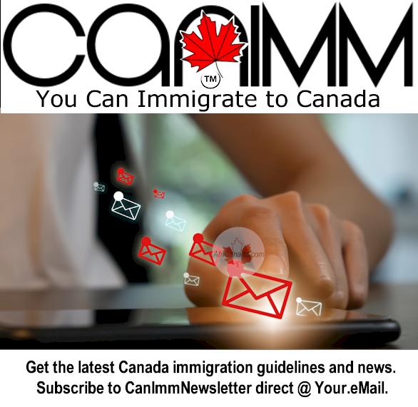 AfriCanada.com Canada Immigration News