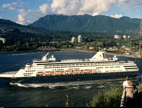Cruise ships to enter Canada @AfriCanada.com