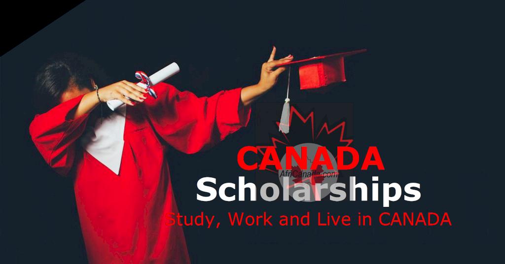 Canada international students scholarships @AfriCanada.com