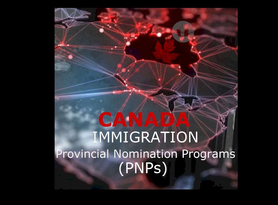 Canada Provincial Nominee Programs (PNPs) @AfriCanada.com
